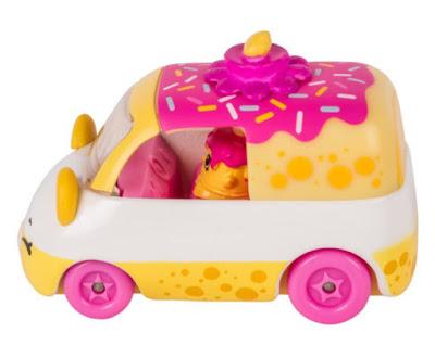 Как выглядит автомобиль Шопкинс смартик тортик сезон 1