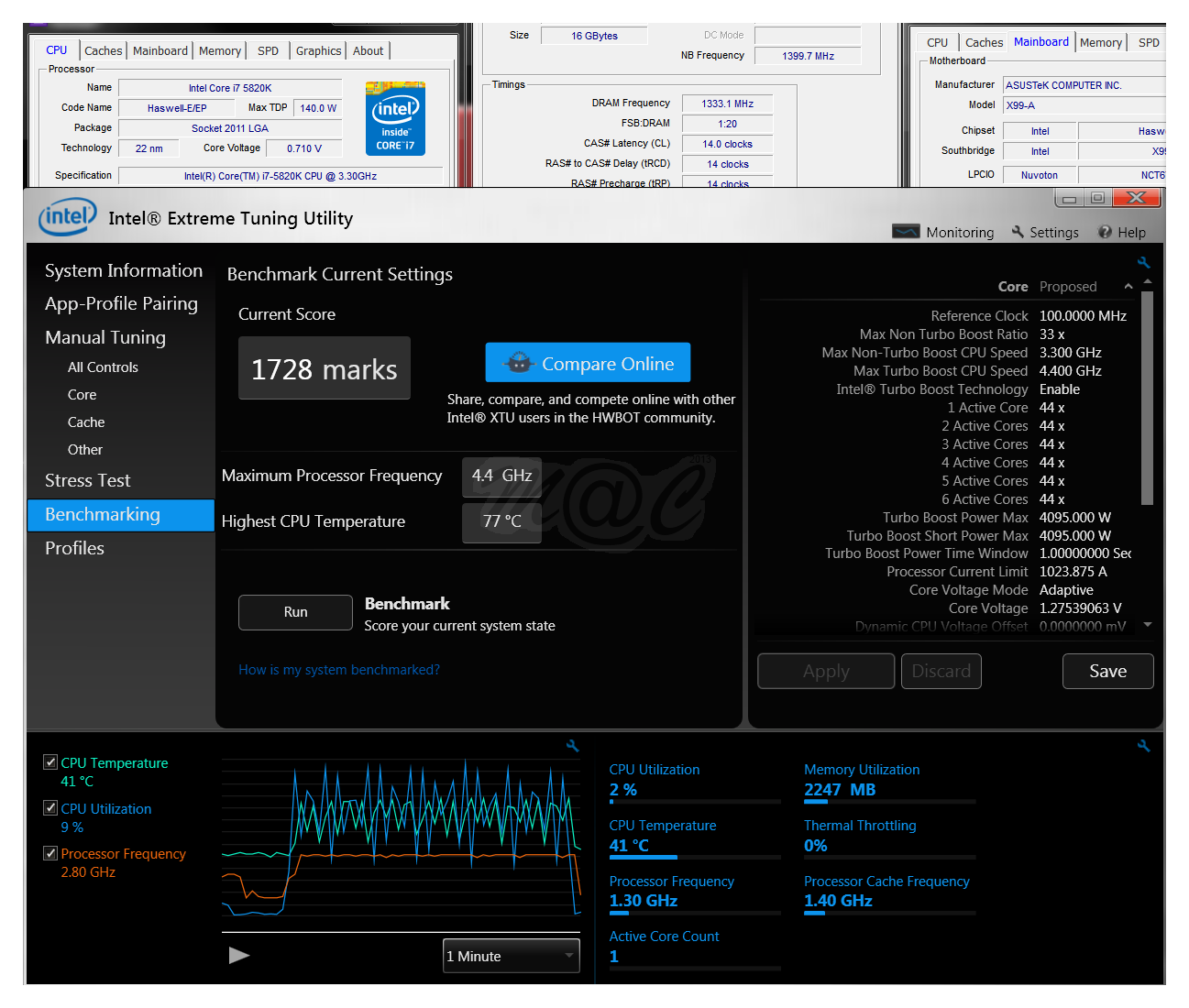 MacClipper - 24/7 Real World Overclocking!