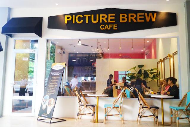 Nongkrong di Picture Brew Cafe Aja Yuuk!