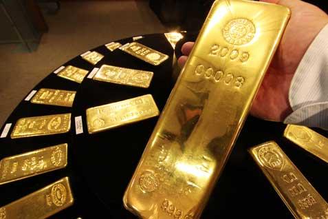 Harga emas kembali mengalami kenaikan, ini pemicunya