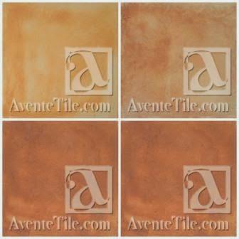 rustic cement tile pavers
