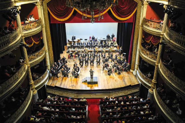 Apresentação gratuita da Banda Sinfônica do Recife acontece nesta quarta-feira