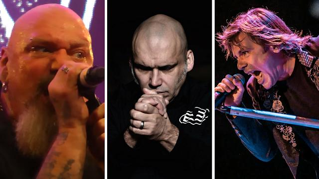 Blaze Bayley revela vocalista Iron Maiden preferido
