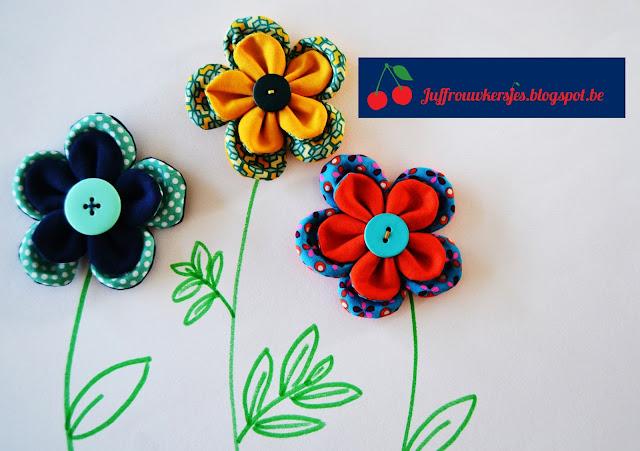 bloem naaien| top 10 cadeautjes naaien voor juffen