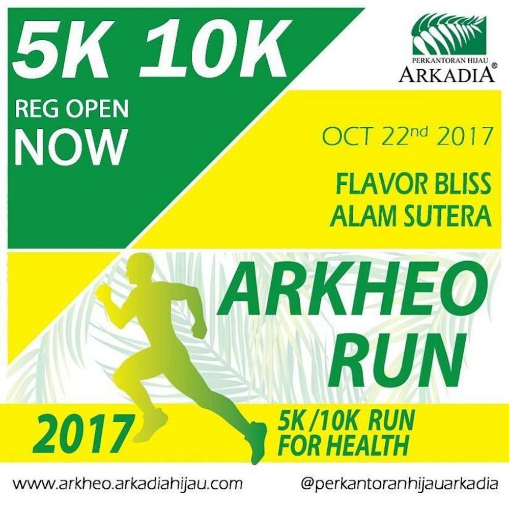 Arkheo Run • 2017