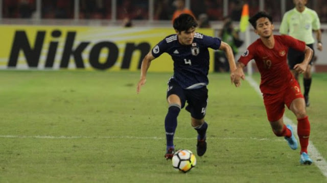 Timnas Indonesia U-19 Tak Mampu Langkahi Jepang di Perempat Final