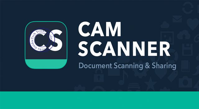 Scan or Digitize  paper Documents on Android Phone