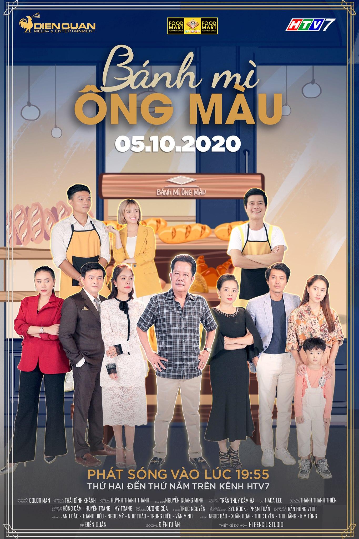 Bánh Mì Ông Màu - HTV7 (2020)