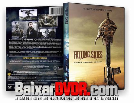 Falling Skies – 4ª Temporada Completa (2014) DVD-R Oficial