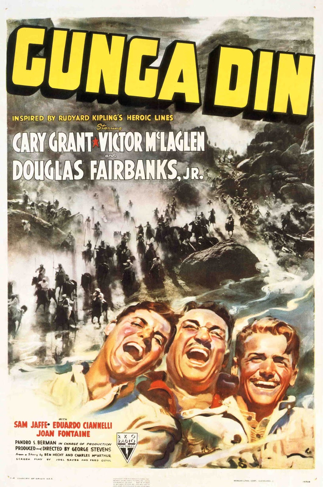 Film Friday: Here Comes Mr. Jordan (1941)