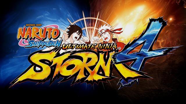 Download Game NARUTO SHIPPUDEN Ultimate Ninja STORM 4 CODEX – PC GAMES