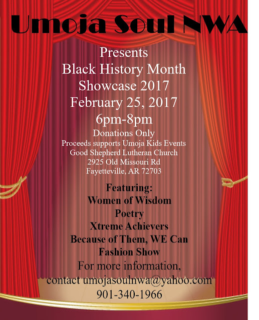 2017 Umoja Soul Kids Showcase Sponsors Wanted