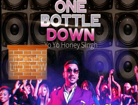 one-bottle-down-honey-singh