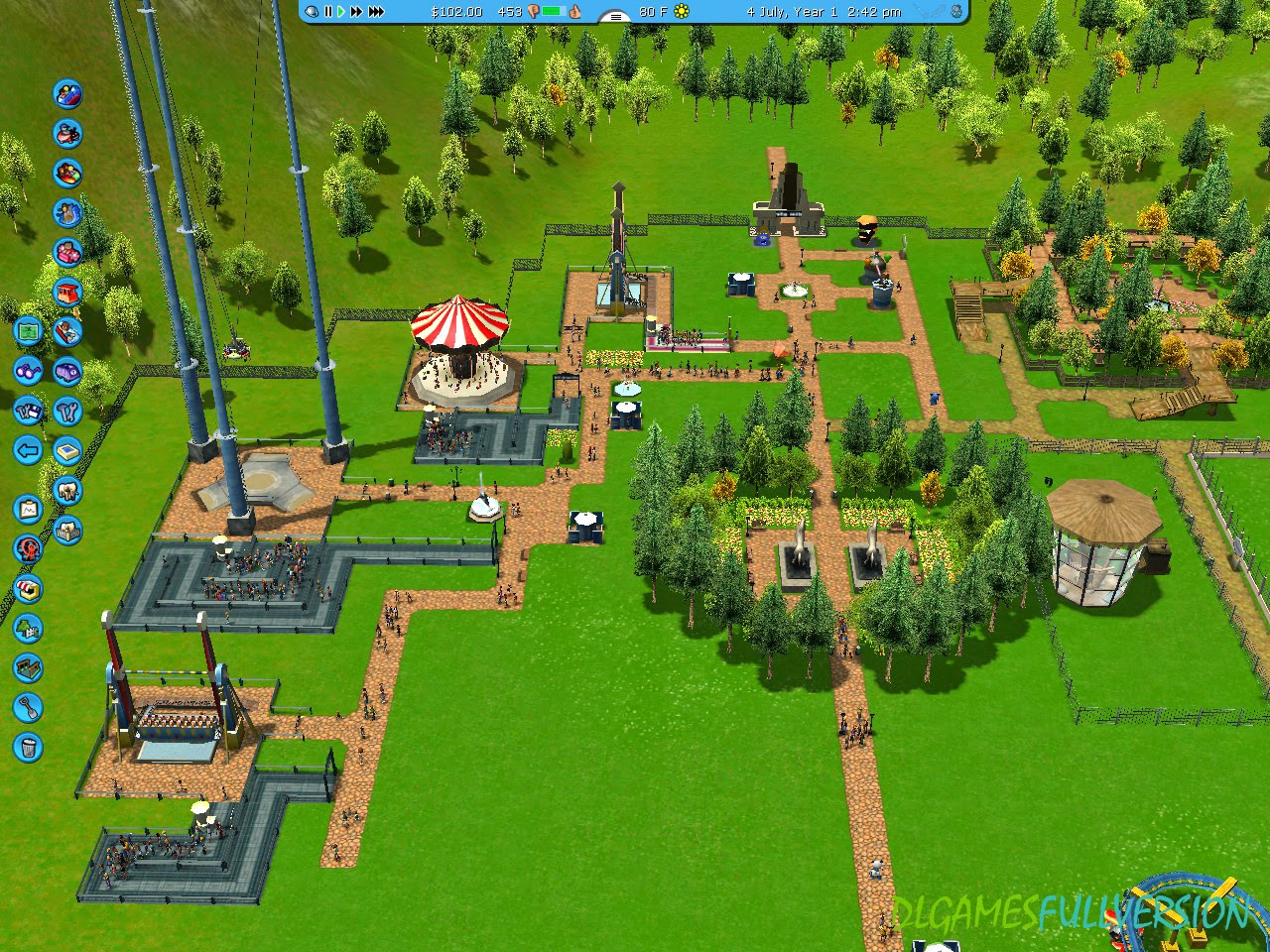 Rollercoaster tycoon 3 soaked wild patch : legmoohe