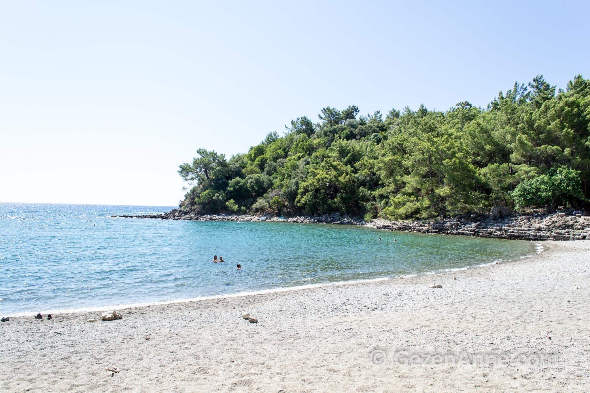 Faselis plajı