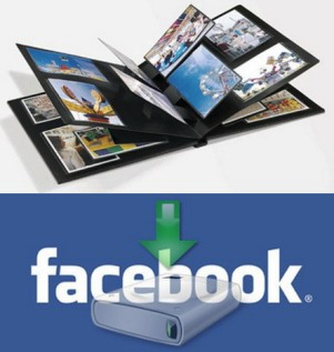 Download complete Facebook Album