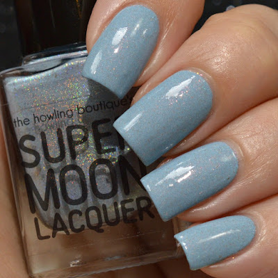 The Howling Boutique's Supermoon Lacquer June 2018 Polish Pickup Azoth