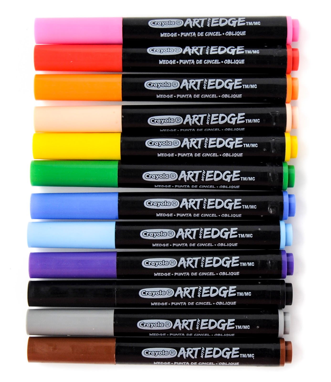 Crayola art with edge coloring books and markers what 39 s Coloring book markers