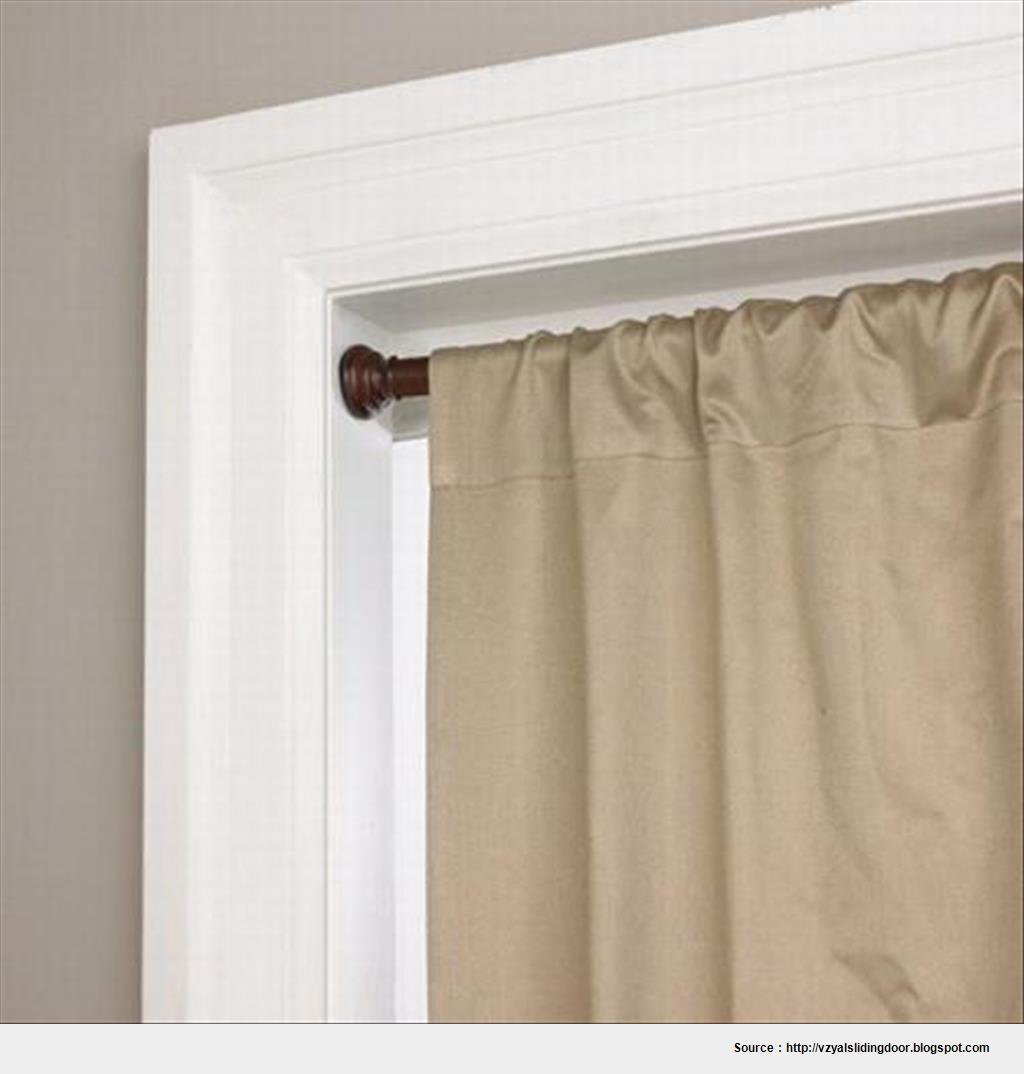 Best mounting curtain rods inside window frame wall picture