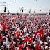 Πορεία για τη δικαιοσύνη: Λαοθάλασσα ενάντια στον αυταρχικό Ερντογάν