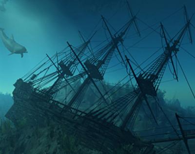 Penemuan Kapal Berisi Harta Karun Senilai Rp13,8 Trilyun