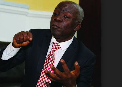 Government playing with Our Destiny with that $29.960bn Loan – Falana