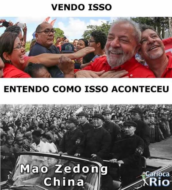 lula Mao Zedong