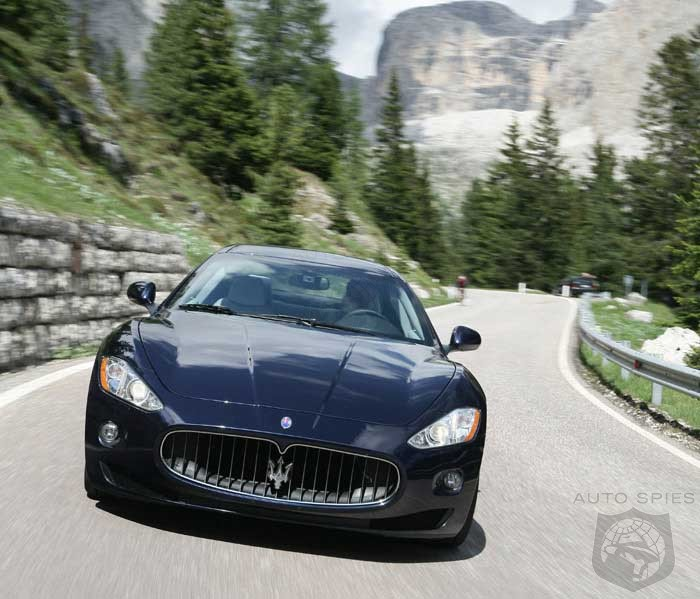 Garage Design Contest By Maserati: New Cars Design: Maserati Granturismo Cars 2011