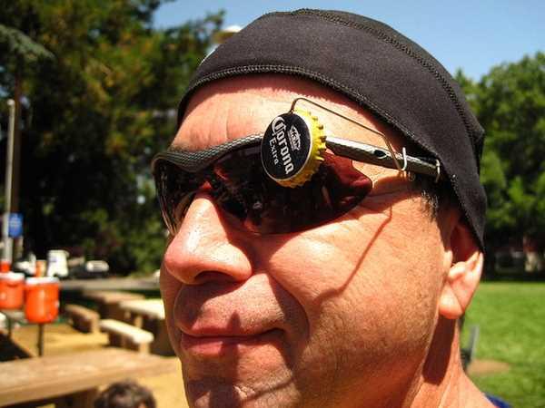 Bisiklet Gözlük / Kask Aynası Yapımı