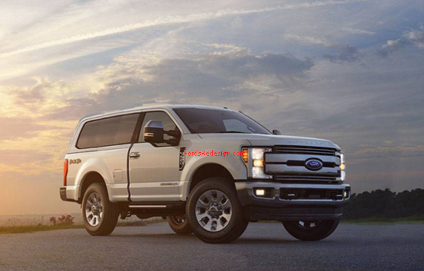 2018 Ford Bronco Rumors | Fords Redesign