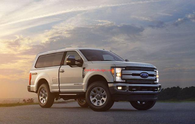 2018 Ford Bronco Rumors