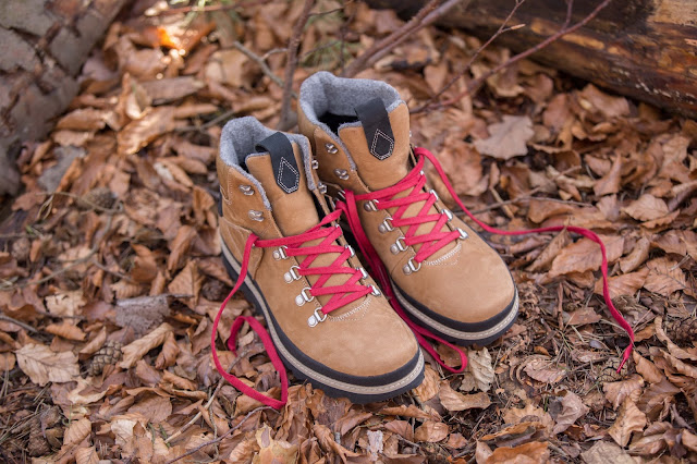 Gear Review Volcom Outlander Boot  Outdoor Stiefel  Wanderschuh für leichtes Terrain im stylischen Vintage-Look 04