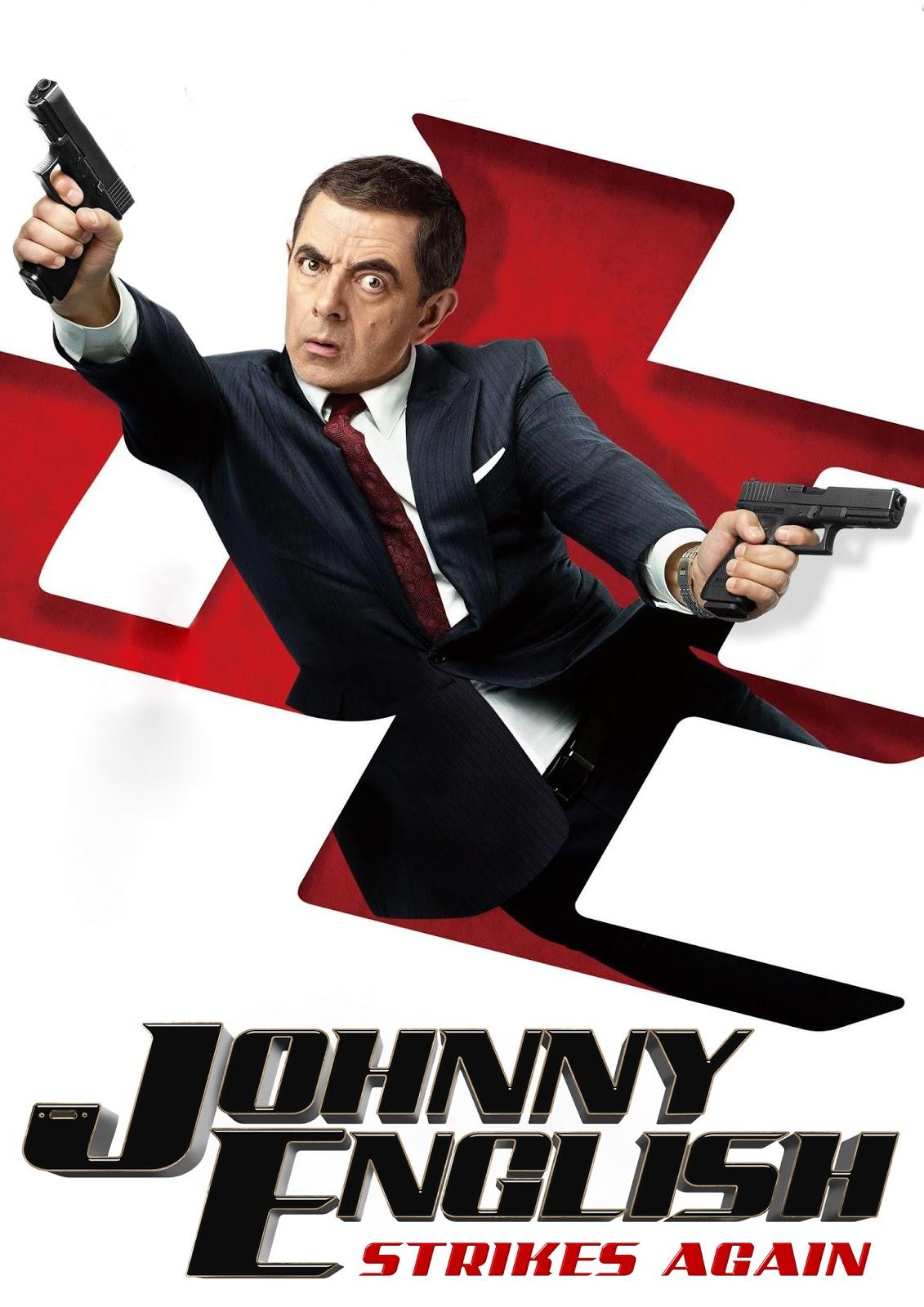Johnny English Strikes Again [2018] [CUSTOM BD] [DVDR] [NTSC] [Latino 5.1]