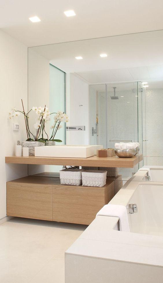 White Interior Design in Modern