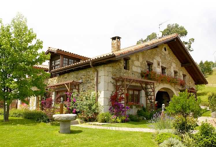 La casa de mis sue os abundancia y plenitud - Casa rural en rupit i pruit ...