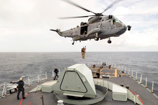 CH-124 Sea Kings