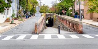 Terowongan Penyeberangan bagi Pejalan Kaki