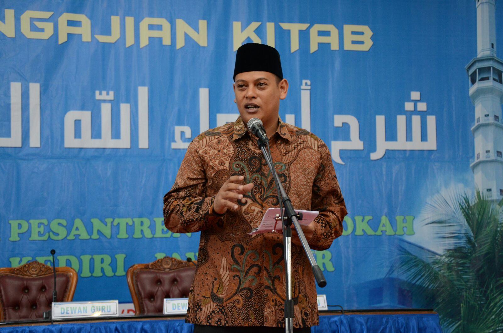 Wali Kota Kediri: Asrama Syarah Asmaul Husna Hidupkan Ekonomi Kediri