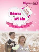 Cặp Đôi Mới Cưới: Sleepy & Guk Joo