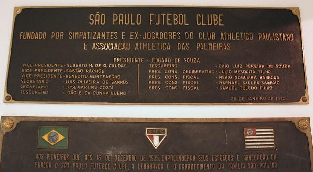 Feliz aniversário, São Paulo FC