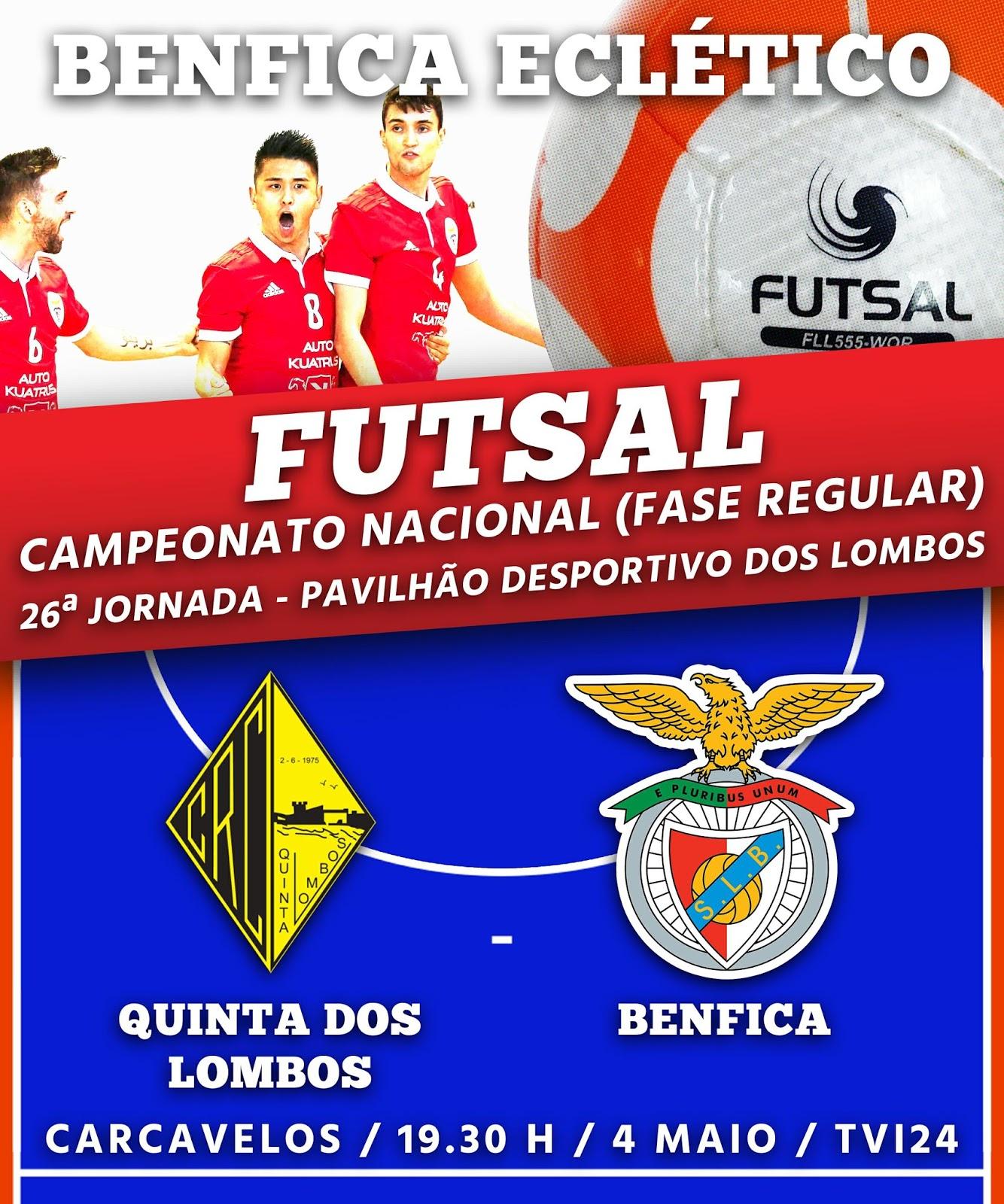 Benfica Eclético  Porque o SL Benfica não é só Futebol... 5a4f34544755e