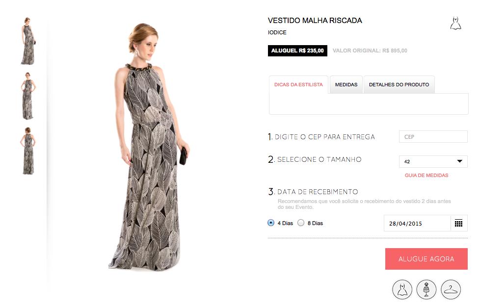 844429f104 Vestido de madrinha barato por R 200  Saiba onde encontrar!
