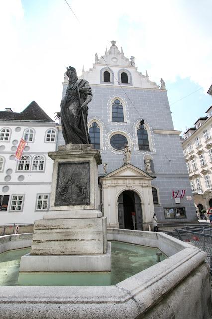 Franziskanerkirke-Vienna