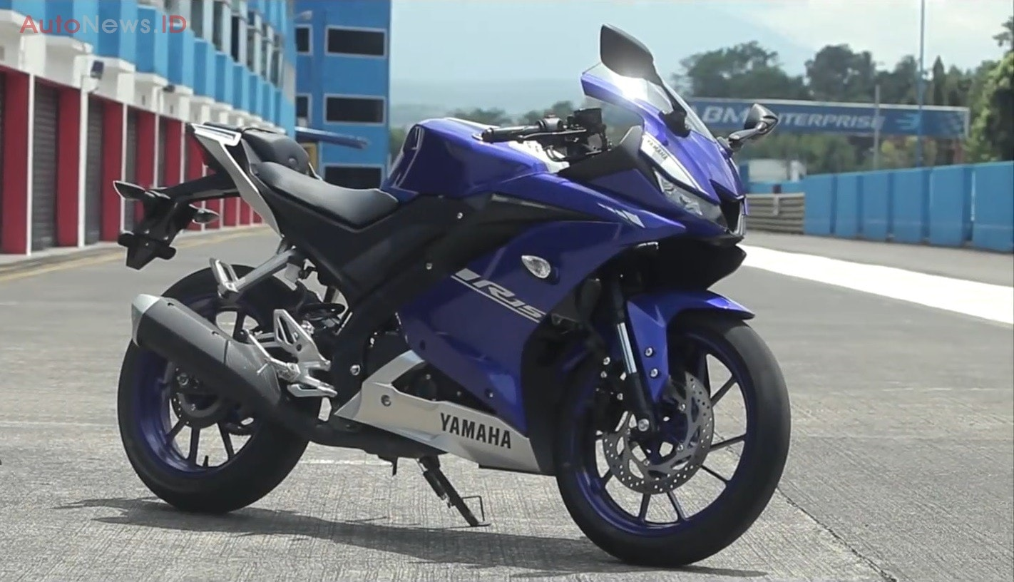 All New Yamaha R15 2017 Facelift