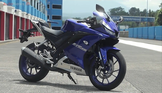 All New Yamaha YZF R15 2017