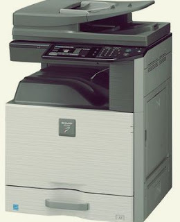 Sharp DX-2500N Printer Driver & Software Download