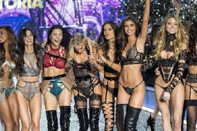 Victoria's Secret Modelleri Tüm Gün Ne Yiyor?