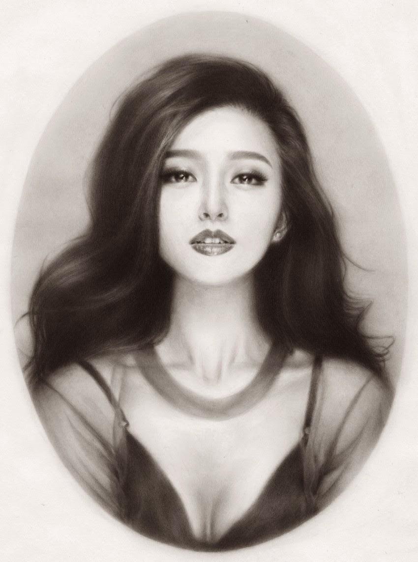 Trabajo del la artists  Ling Ly.