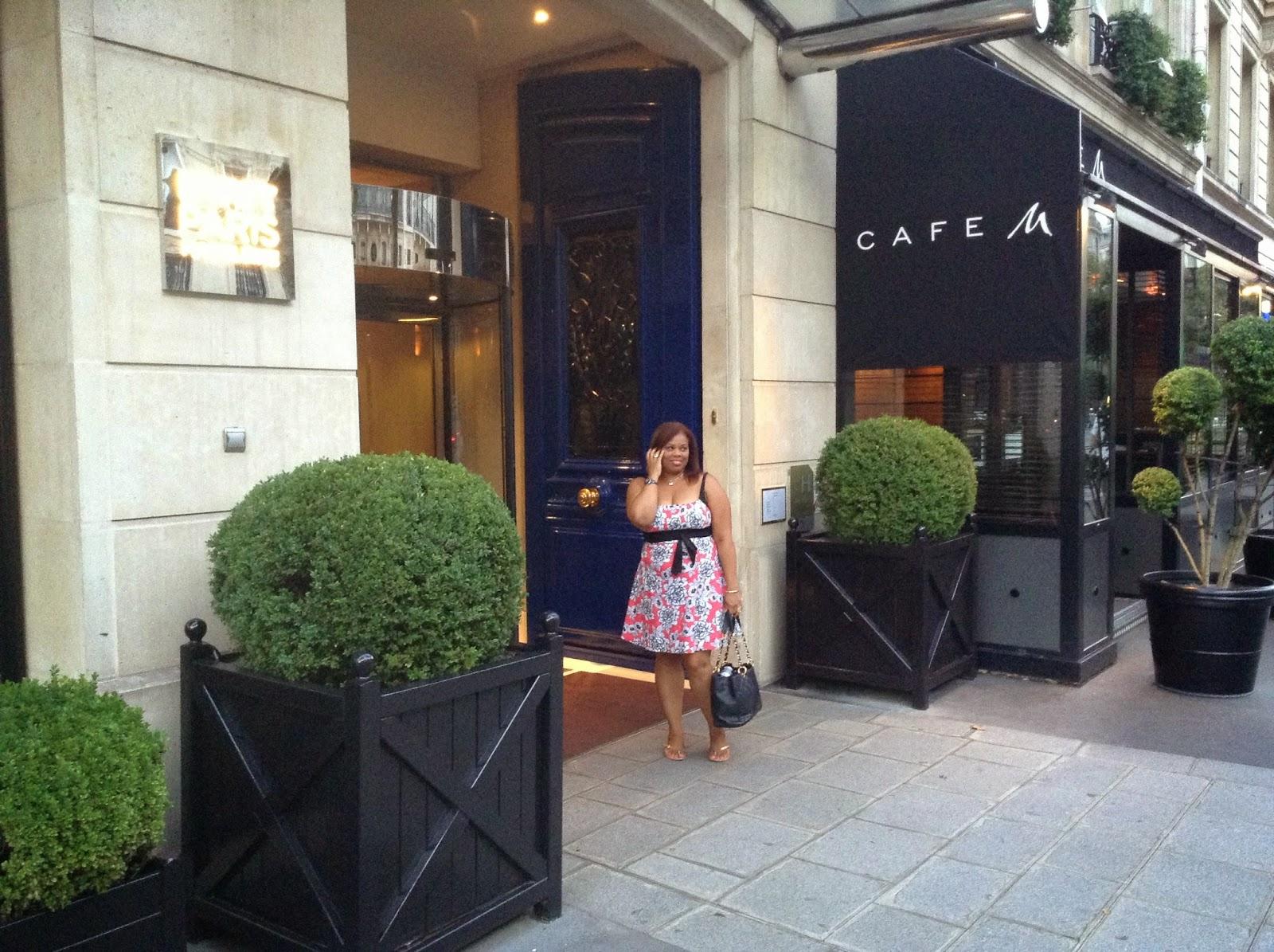 Haute Travels Haute Spot Hyatt Paris Madeleine