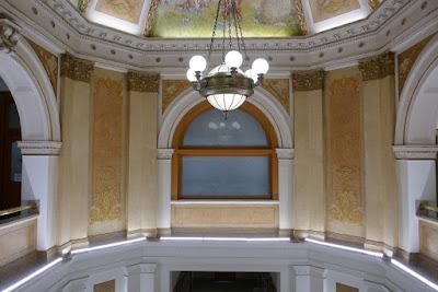 Crosby, North Dakota, court house, historical